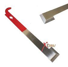 Beekeeper J Shape J Type Hive Beekeeping Hook Equip Stainless Steel Scraper Tool