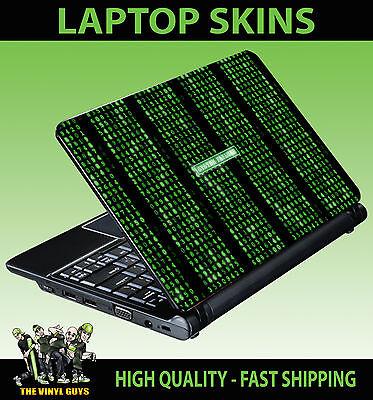 4G /& WIFI Vinyl Sticker MATRIX CODE SYSTEM FAILURE GRAPHIC Skin 3G iPad 2 3