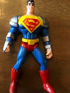 Superman-the-Animated-Series-Capture-Claw-Superman-4-034-Figure-1996-Kenner-1