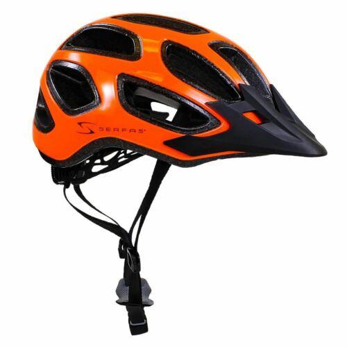 Gloss orange HT-600//604 Incline Enduro Casque