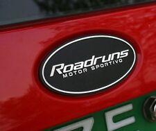 [Kspeed] (Fits: KIA 2008-12 Forte All new Cerato) Rear Trunk Roadruns Emblem M
