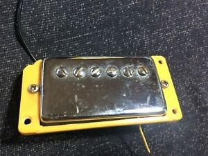 Vintage-1960s-Japan-Humbucker-Sized-Single-Coil-Pickup-Lawsuit-Era-Les-Paul