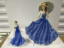 Royal Doulton pretty ladies CHARLOTTE 2016 FOY and LOTTIE new in box HN5772