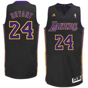 NBA KOBE BRYANT LA LAKERS #24 SWINGMAN