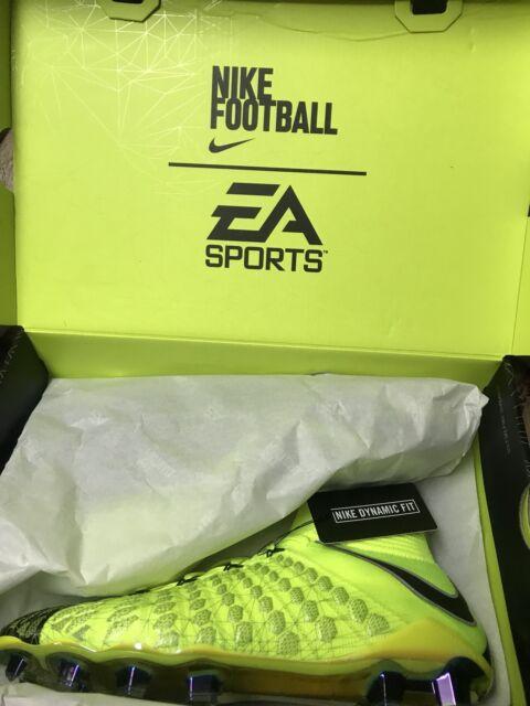 size 40 65cf5 4fe65 Nike EA Sports Hypervenom Phantom 3 DF SE FG Soccer Cleat Size 9.5 or 10