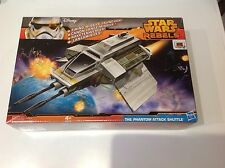 STAR WARS REBELS VEHICLE THE PHANTOM ATTACK SHUTTLE  MISSILE by disney/hasbro