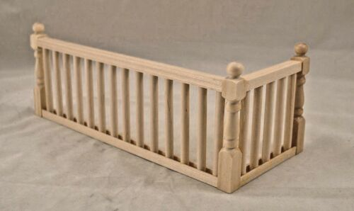 RAILING KIT #2 Stairs  dollhouse balcony guard 12  1/12 scale miniature MW12082