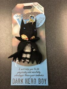 """The Diva   3/"""" New Lucky Charm Watchover Voodoo Doll"""