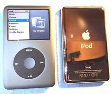 Apple iPod Classic 7th Generation Gray (160 GB) MC297LL/A Mint Condition!!!
