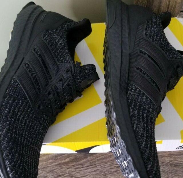 adidas Ultraboost 4.0 Triple Black BB6171