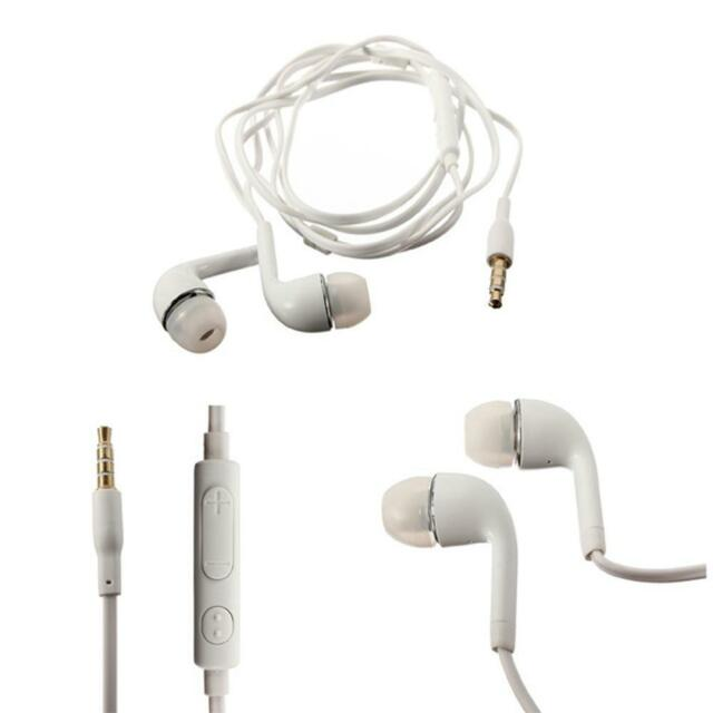 In-Ear Remote & Mic Handsfree Headphones Earphones Earplug For iPhone GL