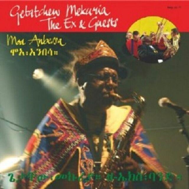 The Ex/Getatchew Mekuria - Moa Anbessa  CD  11 Tracks Weltmusik  New
