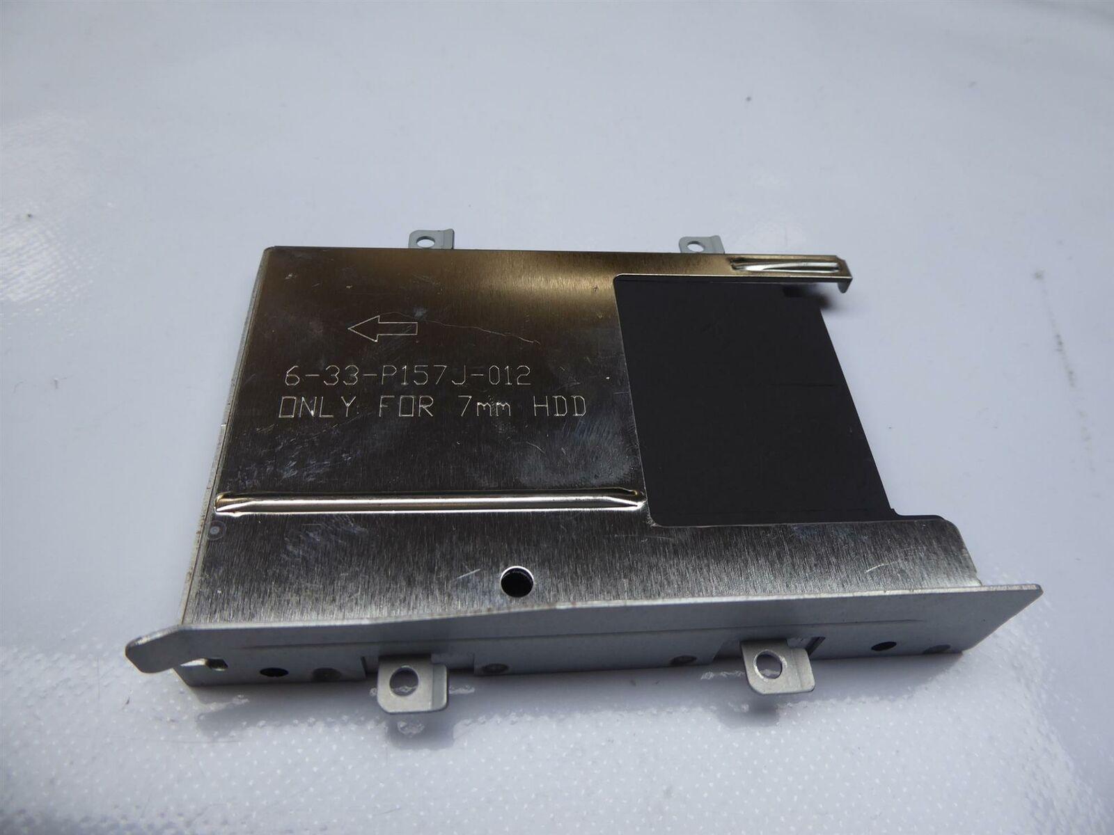 Clevo Multicom P157SM HDD Caddy Hard Drive Bracket #4402