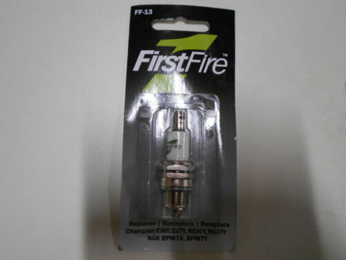 Firstfire Spark Plugs FF-13 2 PACK