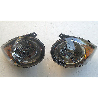 Front Left Right Head Light Lamp Assembly 2p 1Set For 10 Kia Picanto New Morning