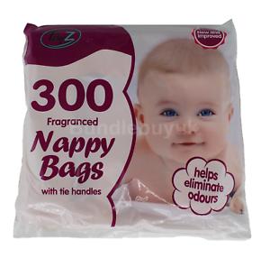 Fragranced Nappy Bag