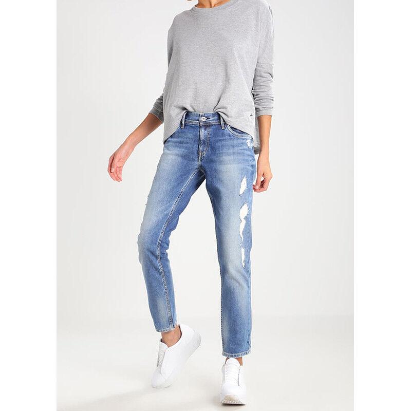 Jeans Pepe Jeans Frau JOEY PL201090D408 28 29 30 niedrige Größe