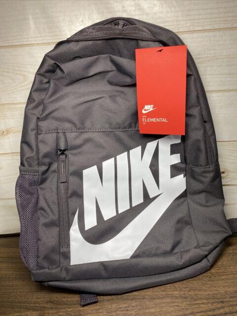 Tormento diluido fondo de pantalla  Backpack Nike BA6030 082 Elemental Gray Gray Rucksack for sale online | eBay