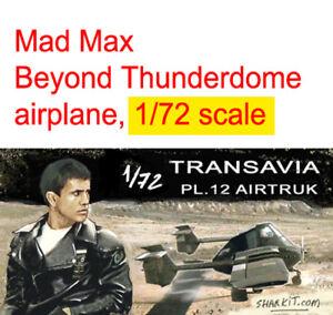 1-72-TRANSAVIA-PL-12-Airtruk-Sharkit-resin-1-72