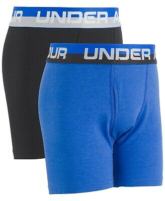 Under Armour Boy/'s Original Assorted Blur Boxerjock Boxer Briefs 11614 Size XL