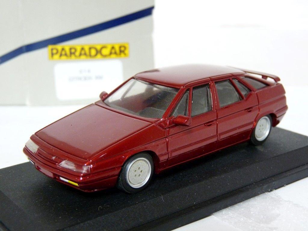 Paradcar 014 1 43 Citroen XM Handmade Resin Model Car