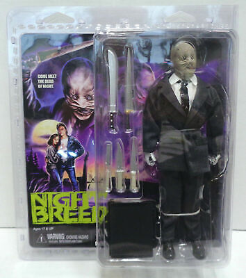 "Neca nightbreed Decker Movie 8/"" inch Clothed Action Figure Comme neuf Paquet 2019"