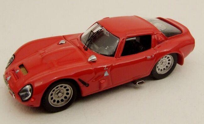 MODEL BEST BES9087 -  ALFA ROMEO TZ2 ROUGE  - 1/43 | élégante