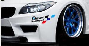 A-Pair-Headlight-Eyebrow-Body-Car-Stickers-Decals-Vinyl-For-BMW-Black