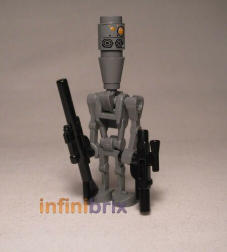 Lego IG-88 Minifigure from UCS set 10221 Star Wars Droid NEW sw351