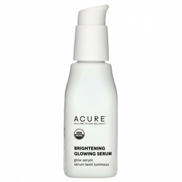 Acure Seriously Glowing Facial Serum For Sale Online