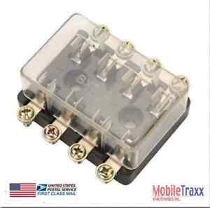 4-Way-Car-Auto-Circuit-AGC-Fuse-Box-Holder