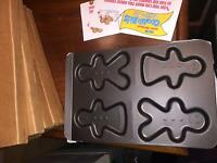 1993 Nestle Toll House Cookie Kids Baking Pan Original Box And Order Form