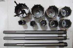 9-SDS-MAX-masonry-concrete-core-Drill-Bits-for-hammer-drilling