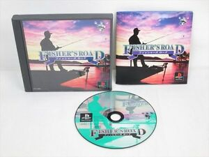 FISHER-039-S-ROAD-Fishers-PS1-Playstation-PS-Japan-Game-p1