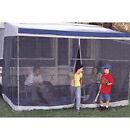 Complete RV Dometic Trim Line 11' Awning with 11' Screen Room Privacy