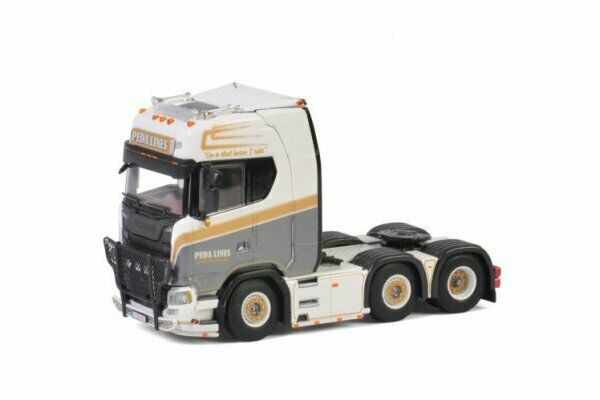 1 50 WSI SCANIA S Highline cs20h PEDA  Lines 3-AXE ZM 01-2671  promotions promotionnelles