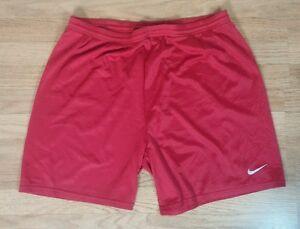 2c4b375f85fdd4 Vintage Nike Athletic Basketball Shorts XL Red 90s OG Baggies Jordan ...