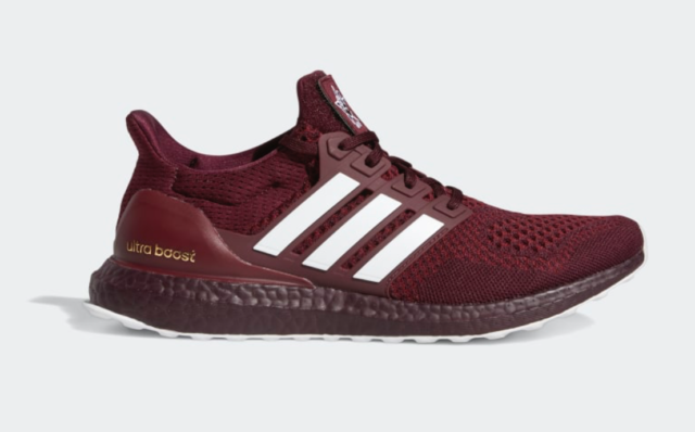 Adidas Running AGGIES ULTRABOOST 1.0 DNA Shoes FY5810