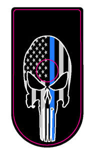 FITS SIG P229 THIN BLUE LINE Magazine Base Plate STICKERS Set of 6
