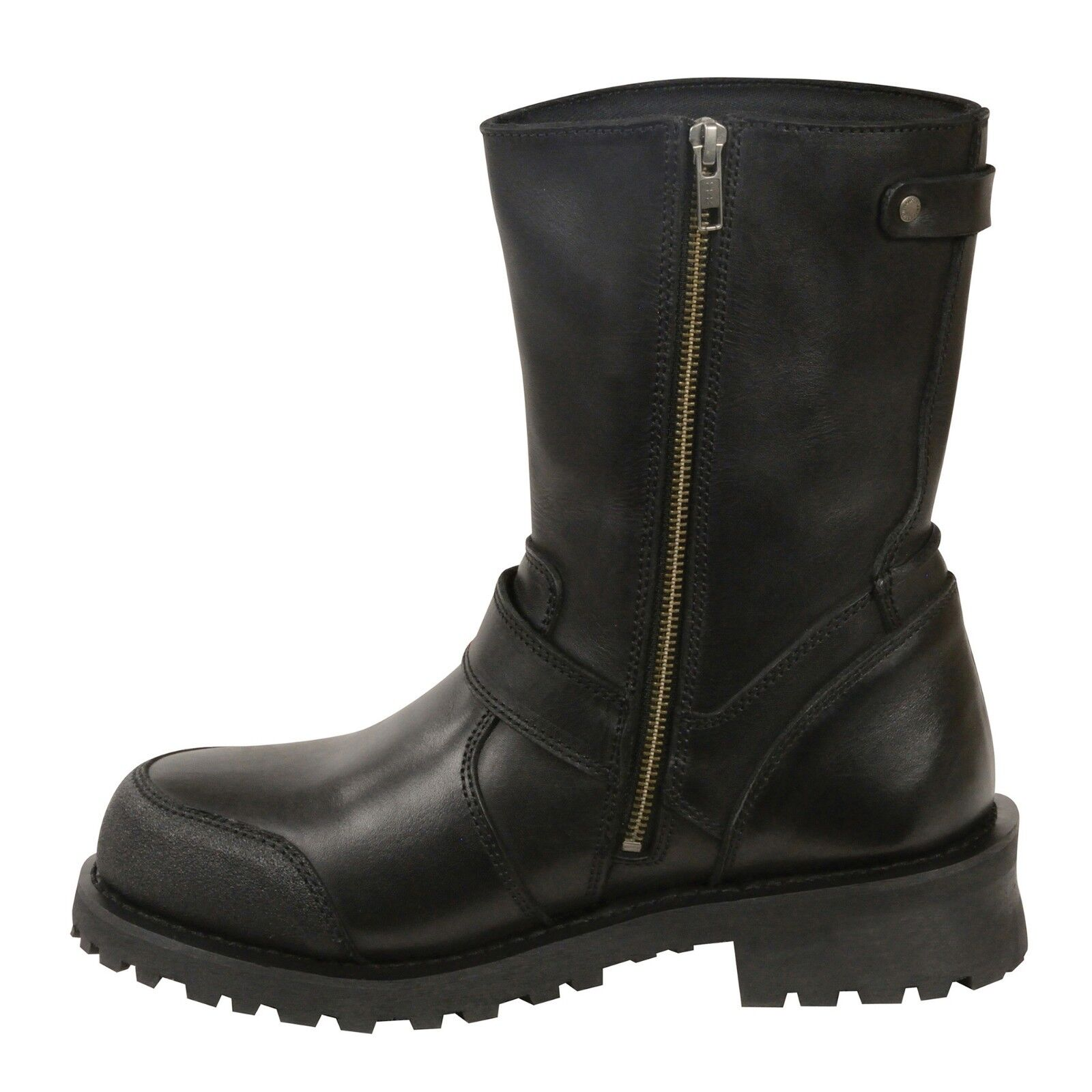 Milwaukee PelleUomo's Classic Engineer Boot w/ Abrasion MBM9090 Guard MBM9090 Abrasion dfc5eb