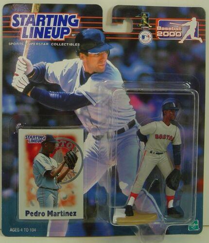 Pedro Martinez Boston Red Sox 2000 Starting Lineup SLU Action Figure