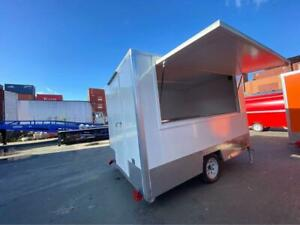 New 10FT Kitchen cooking mobile food truck / food trailer cart / ice cream cart Canada Preview