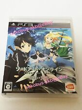 [Used] Sword Art Online - Lost Song - PS3 [Japan Import] [Playstation 3]
