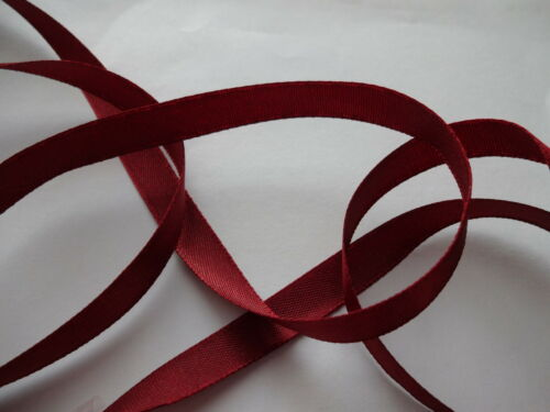 Full Roll spool of Quality Satin Ribbon 10mm wide Approx 25 Metres per roll