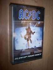 1988 AC/DC Blow Up Your Video Cassette