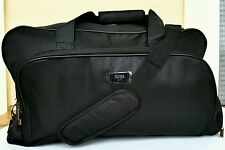 Hugo Boss Duffle Bag Weekender Travel Gym Handbag!