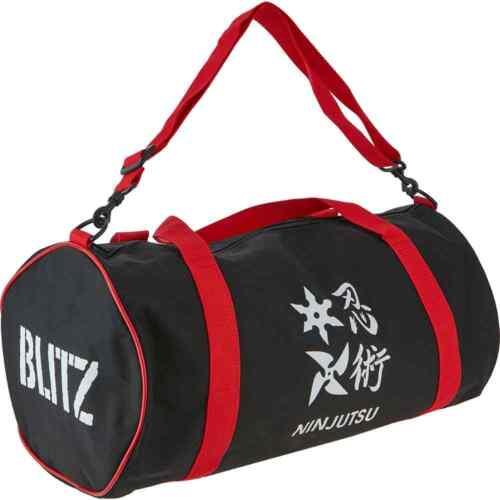 BORSA NINJA NINJUTSU Martial Arts Drum Bag ARTI MARZIALI BORSONE DUFFLE JAPAN DO
