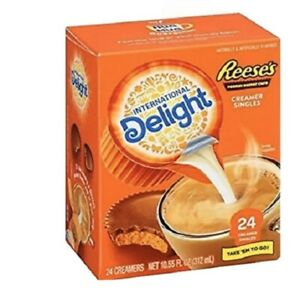 International-Delight-Reese-039-s-Peanut-Butter-Cup-Creamer-Singles-24-Count