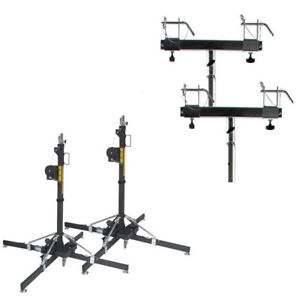 Global-Truss-ST-157-Value-Package-2-Lifts-and-2-Truss-Adaptors