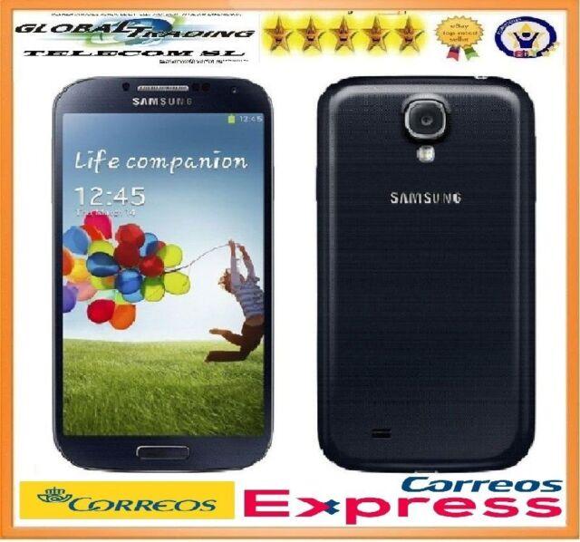SAMSUNG GALAXY S4 i9500 ORIGINAL 16GB NEGRO BLACK OUTLET LIBRE NUEVO SMARTPHONE